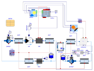building management system circuit