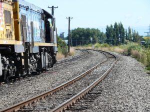 buckling in railway track