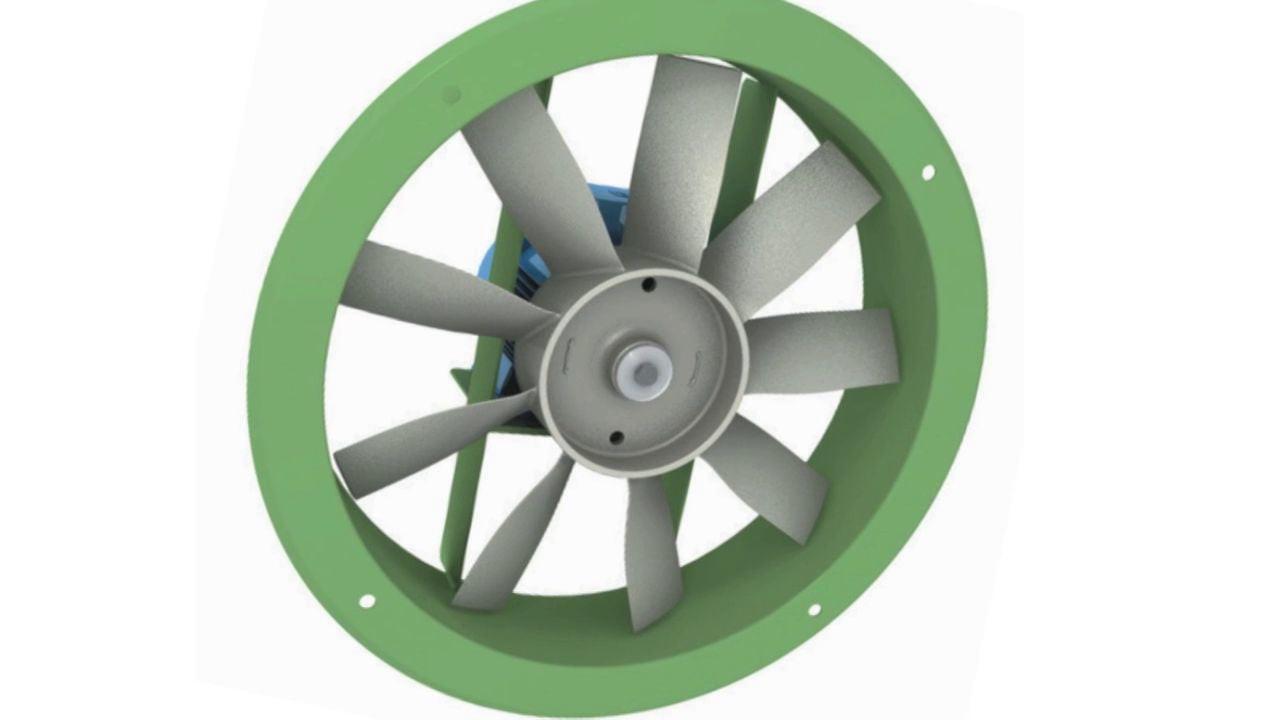 CFD analysis of Turbomachinery, CFD analysis of fan